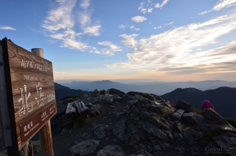 北岳 〜ご来光と富士山〜_f0321522_20222724.jpg