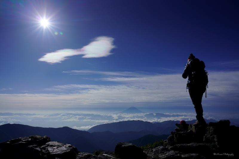 北岳 〜ご来光と富士山〜_f0321522_20240915.jpg