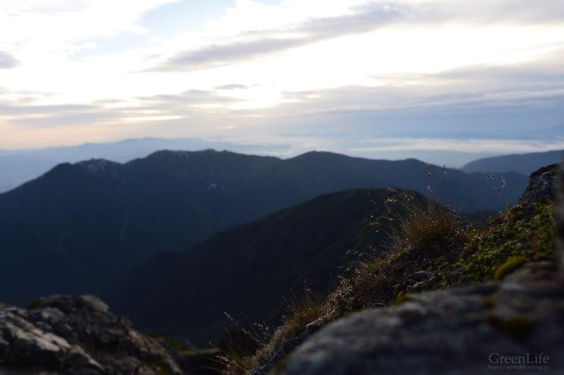 北岳 〜ご来光と富士山〜_f0321522_20332880.jpg