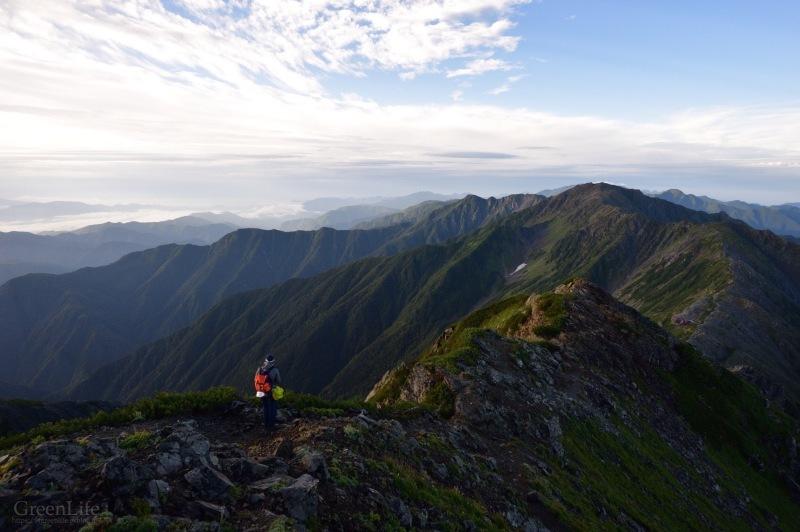 北岳 〜ご来光と富士山〜_f0321522_21112259.jpg