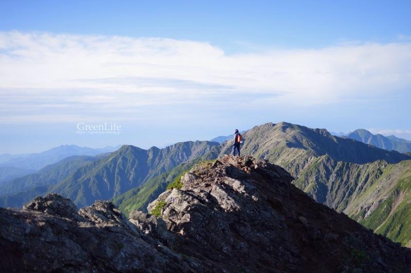 北岳 〜ご来光と富士山〜_f0321522_21161741.jpg