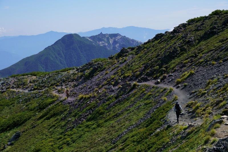 北岳 〜ご来光と富士山〜_f0321522_21240121.jpg