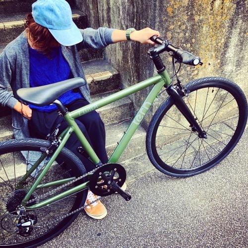 2020 tern ターン 「 CLUTCH クラッチ 」 クロスバイク 650c おしゃれ自転車 自転車女子 自転車ガール クラッチ ターン rojibikes クレスト_b0212032_18011945.jpeg