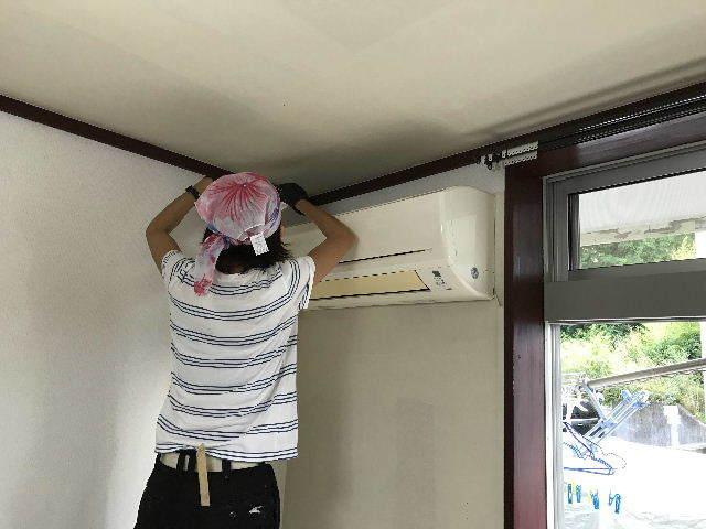 6日目・天井と看板と壁と仕入れ_f0031037_20271826.jpg