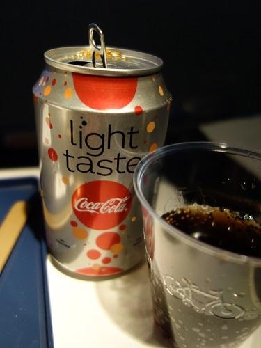 南米アマゾンの旅に出発、機内食はDBMLでいってみた_c0030645_01435447.jpg