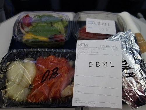 南米アマゾンの旅に出発、機内食はDBMLでいってみた_c0030645_01444207.jpg