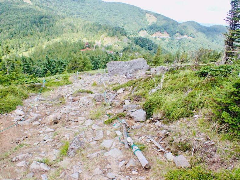 「蓼科山」「北横岳」結局登らない山歩き_b0404748_18000032.jpg