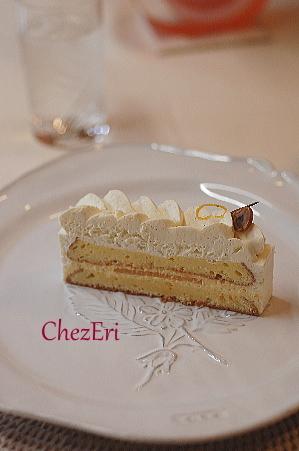 un gateau pour deguster la vanille chez M.Roellinger_a0160955_16000182.jpg