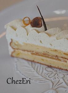 un gateau pour deguster la vanille chez M.Roellinger_a0160955_16065483.jpg