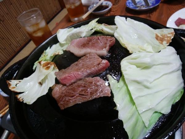 米沢で鉄鍋焼肉_a0351368_10155616.jpg