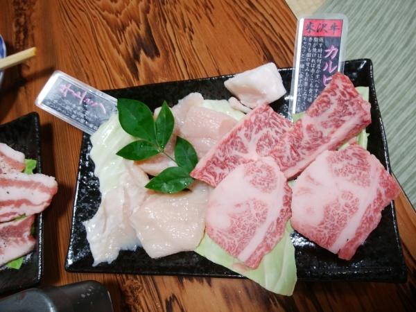 米沢で鉄鍋焼肉_a0351368_10204383.jpg