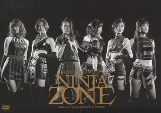 『NINJA ZONE/RIZE OF THE KUNOICHI WARRIOR』 _e0033570_21424013.jpg