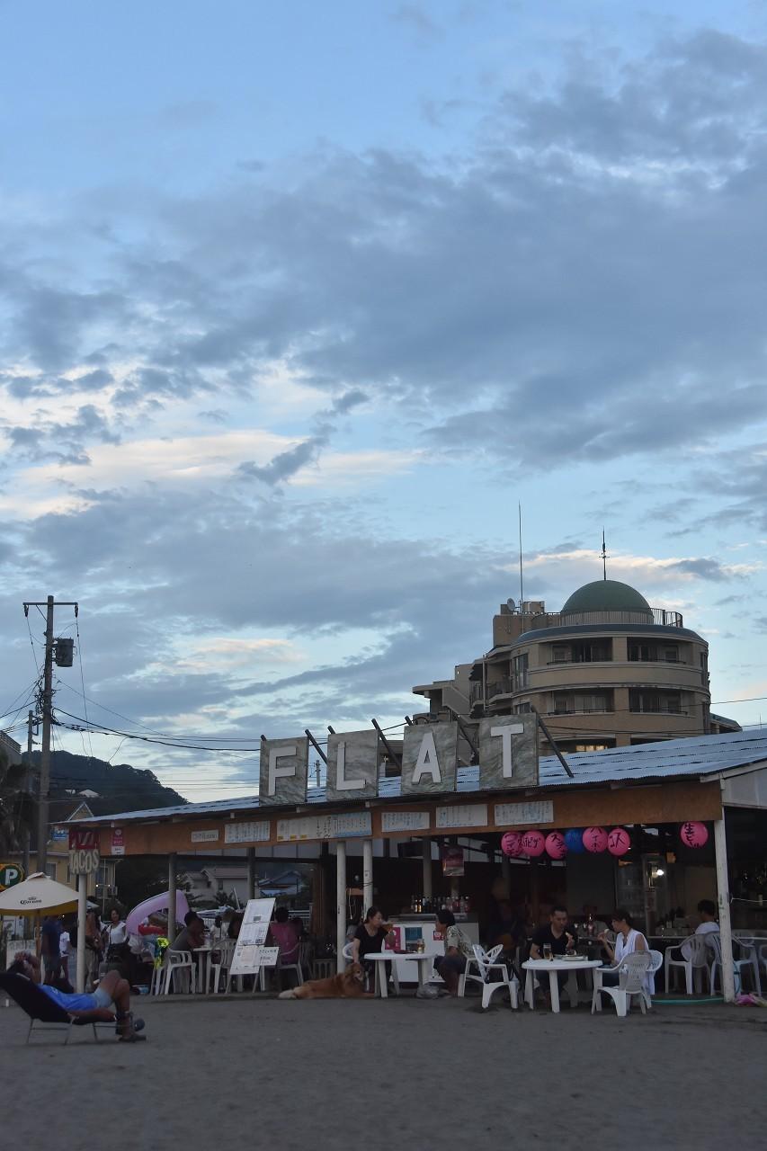 8月31日 森戸海岸 _d0065116_20232364.jpg