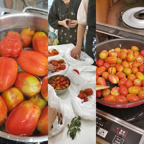 8月「トマト尽くし」が終わりました。_d0180447_22401068.jpg