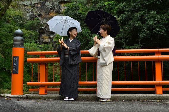 湯香里橋がきれいになりました_b0145257_22020349.jpg