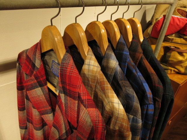 """PENDELTON WOOL JACKET MADE IN USA\""ってこんなこと。_c0140560_12172127.jpg"