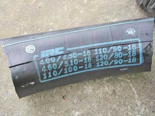 自分のセロー225W-RR(笑)をピックアップコイル交換&タイヤ交換・・・(^^♪_c0086965_22181600.jpg