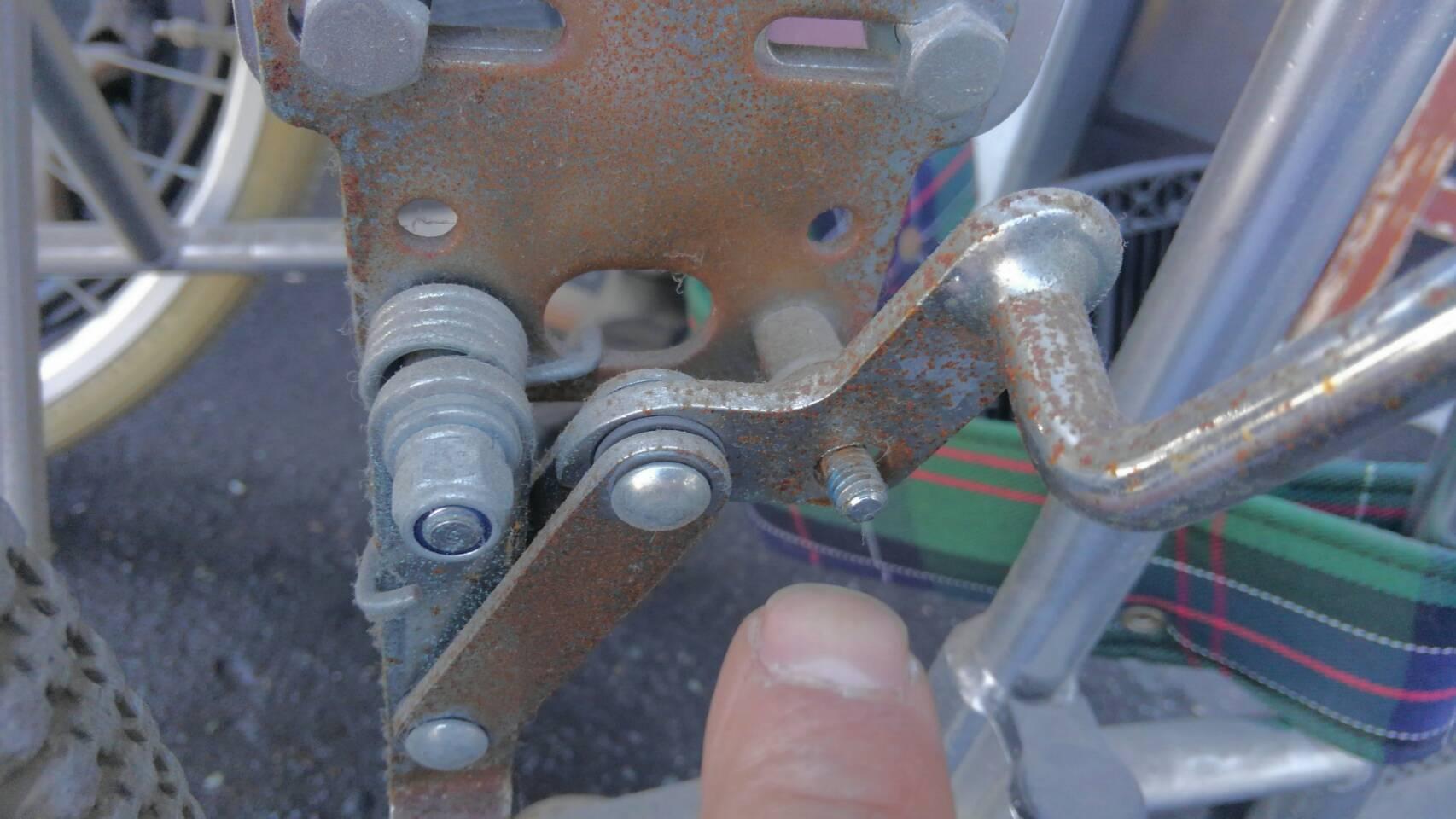 車いすの修理☆洗車サービス好評です(*^^*)_a0216771_10454719.jpg