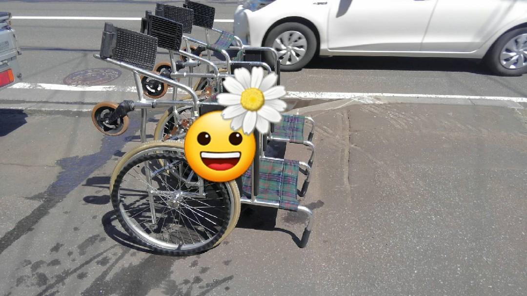 車いすの修理☆洗車サービス好評です(*^^*)_a0216771_10570098.jpg