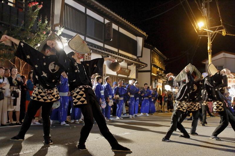 おわら風の盆 2019 花踊り -西新町-_c0196076_23561484.jpg