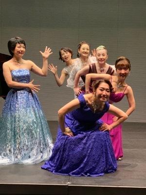 万年筆女子会コンサート@せんがわ劇場 終了!_b0069484_12282934.jpg