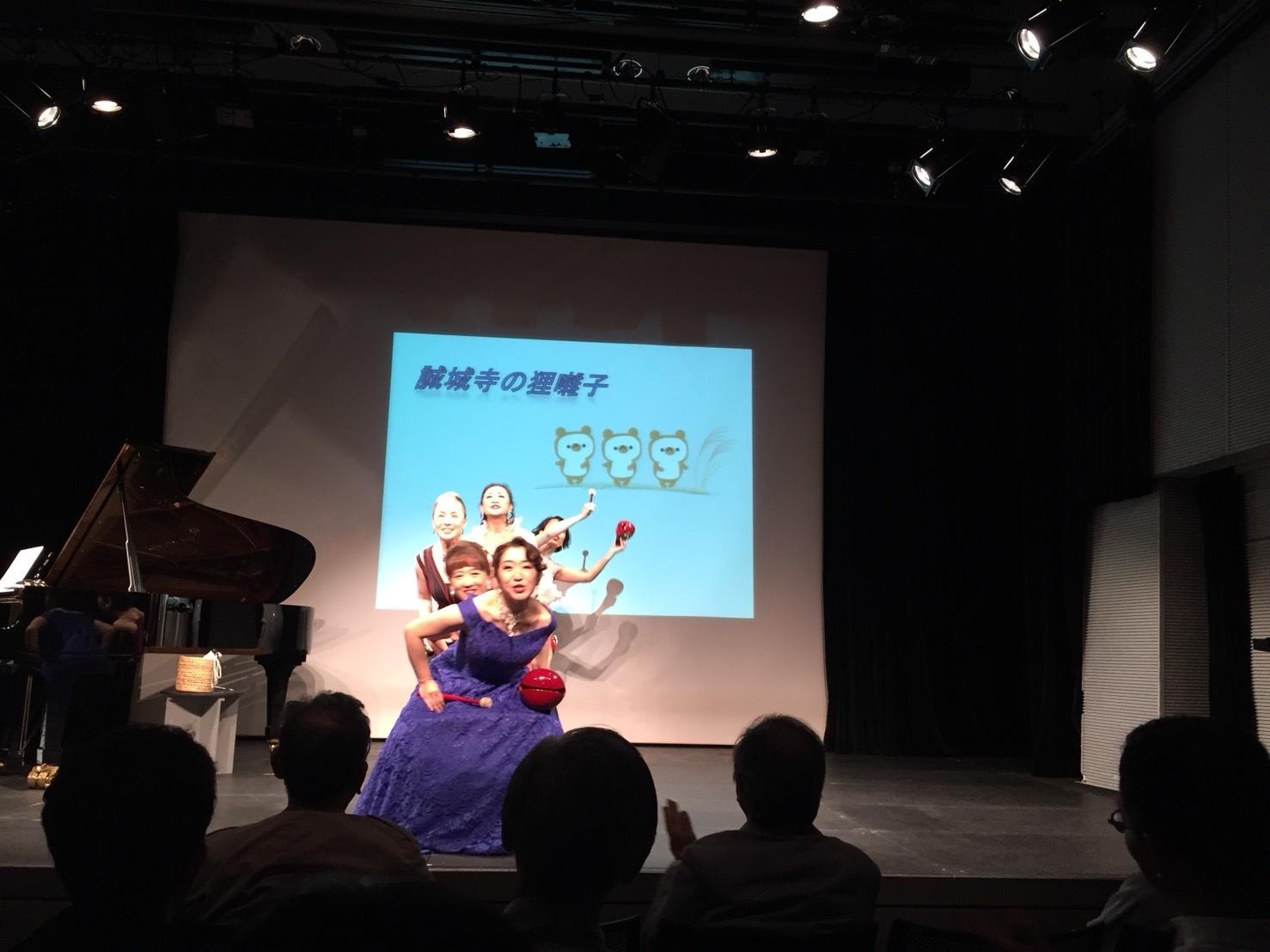 万年筆女子会コンサート@せんがわ劇場 終了!_b0069484_12283648.jpg