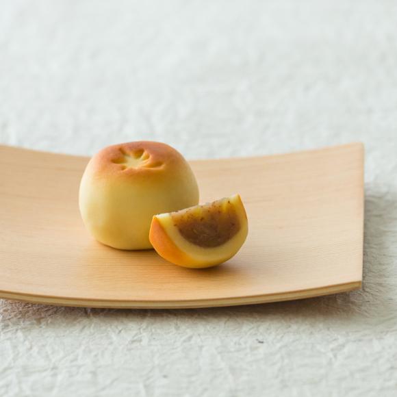 ◆栗餡 和菓子「花実山」_e0218089_13251973.jpg