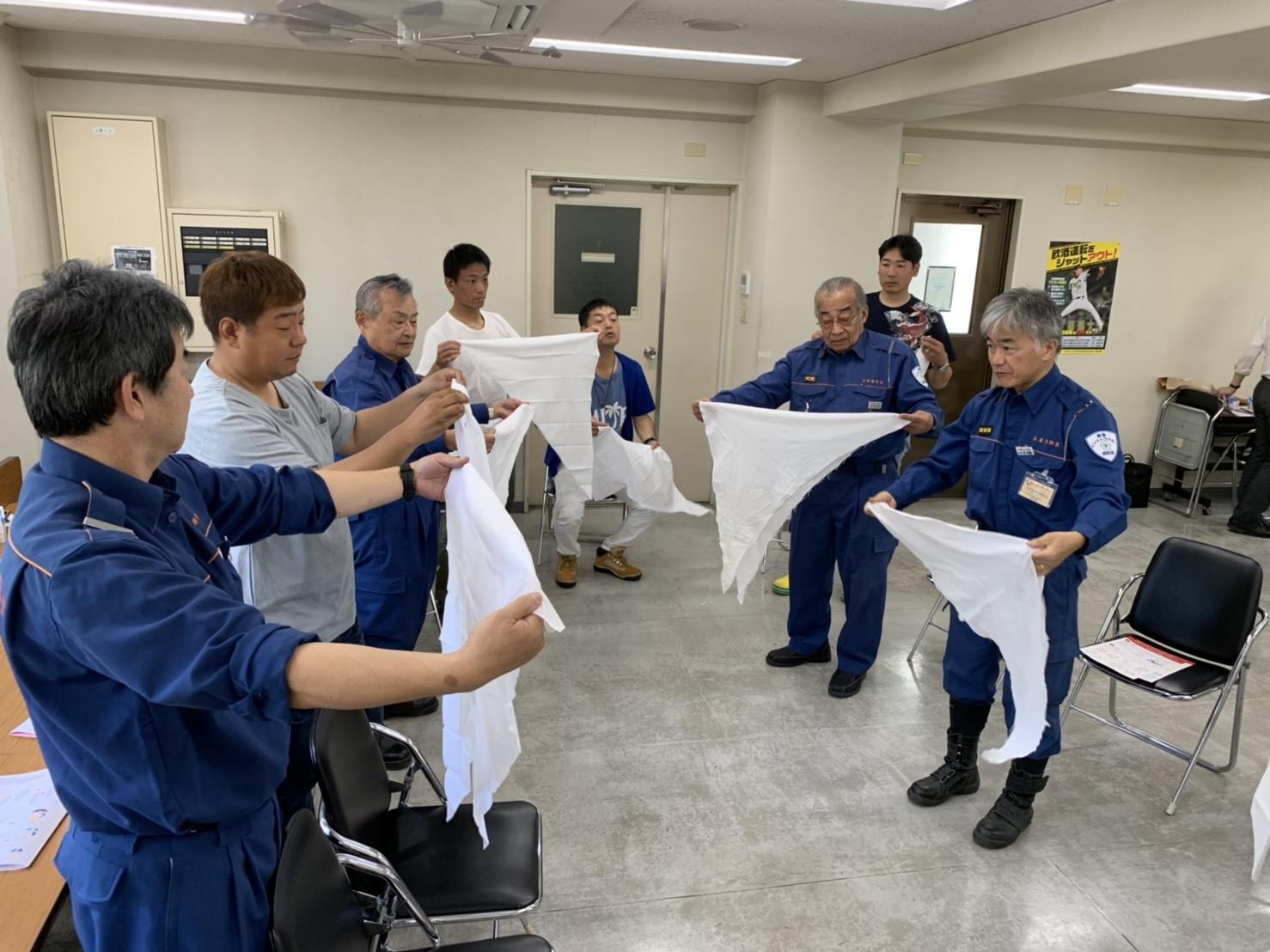 建青連学習会(応急処置セミナー)_a0143094_14035452.jpg