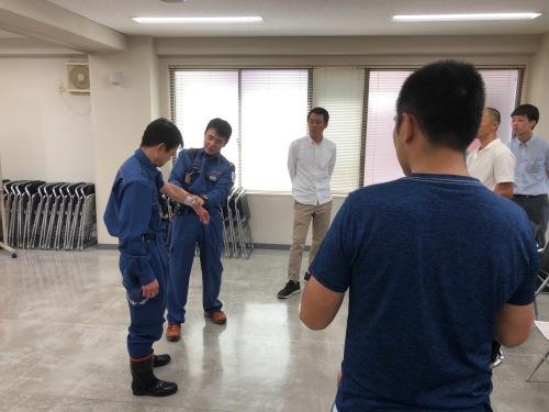 建青連学習会(応急処置セミナー)_a0143094_14040562.jpg
