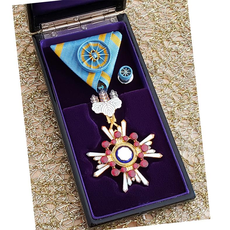 大叔父の勲章。_d0224894_09321831.jpg