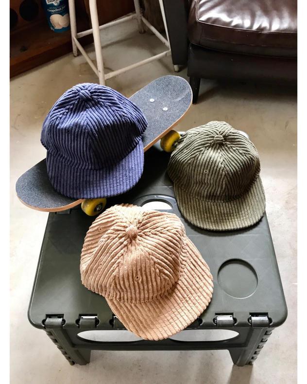 【THE PARK SHOP】CORD  BOY CAP KIDS_d0000298_15255185.jpg