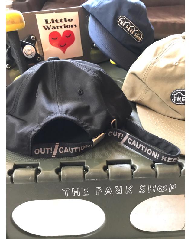 【THE PARK SHOP】CAUTION  BOY CAP_d0000298_15420833.jpg