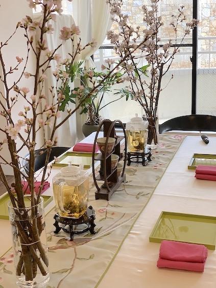 花咲く工芸茶のティーパーティー_f0206212_12520399.jpg