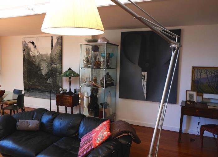 家中、絵だらけ/ Too Many Paintings_e0310424_10144762.jpg
