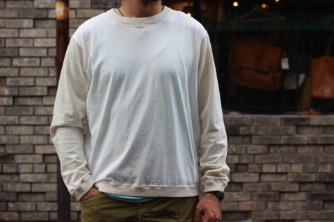 """コスパの良い「Jackman」 \""""Rib L/S T-Shirt\"""" ご紹介_f0191324_07424992.jpg"""