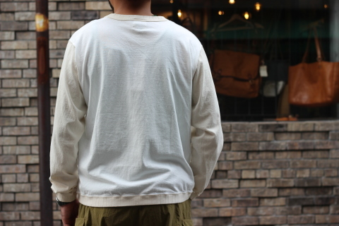"""コスパの良い「Jackman」 \""""Rib L/S T-Shirt\"""" ご紹介_f0191324_07431394.jpg"""