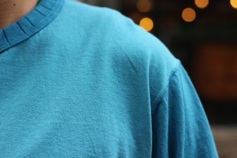 """コスパの良い「Jackman」 \""""Rib L/S T-Shirt\"""" ご紹介_f0191324_07444589.jpg"""