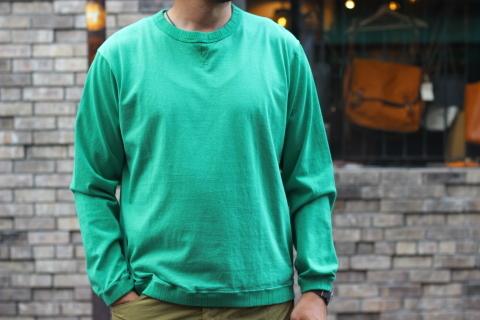 """コスパの良い「Jackman」 \""""Rib L/S T-Shirt\"""" ご紹介_f0191324_07450705.jpg"""