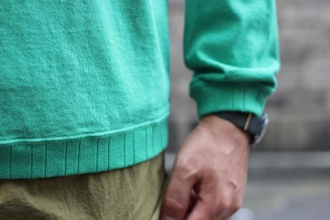 """コスパの良い「Jackman」 \""""Rib L/S T-Shirt\"""" ご紹介_f0191324_07460554.jpg"""