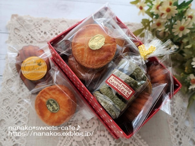 焼き菓子ラッピング_d0147030_20494002.jpg