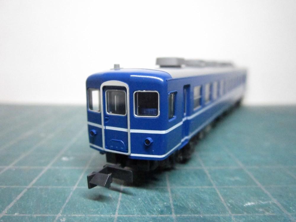 KATO EF65-1000前期形&12系急行形客車 国鉄仕様 入線の続き_e0120143_15040545.jpg