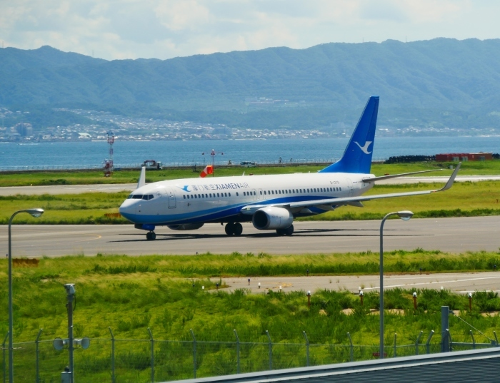 関西国際空港へ  2019-09-08 00:00  _b0093754_21380730.jpg