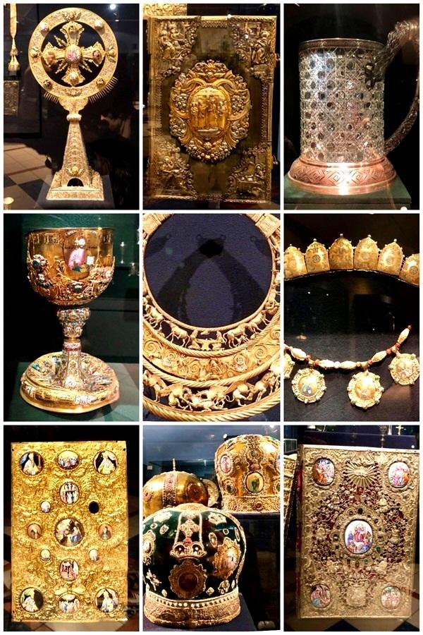 ペチェルーシク大修道院 3 歴史博物館@キエフ_a0092659_23021347.jpg