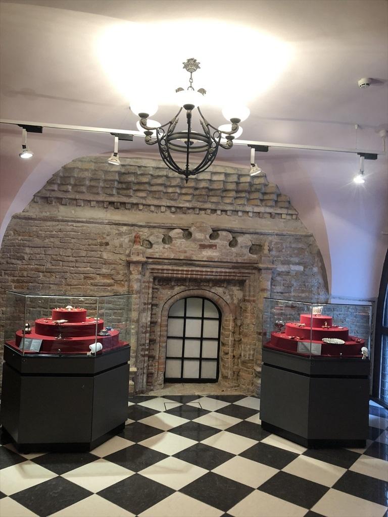 ペチェルーシク大修道院 3 歴史博物館@キエフ_a0092659_23474877.jpg