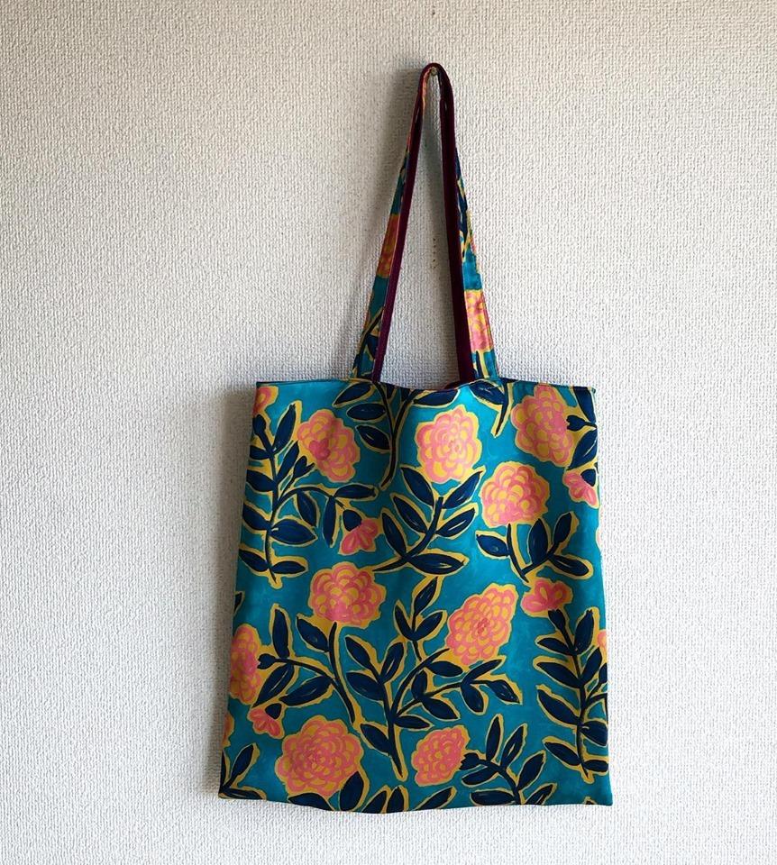 Silk satin flat bag_b0117564_23302759.jpg