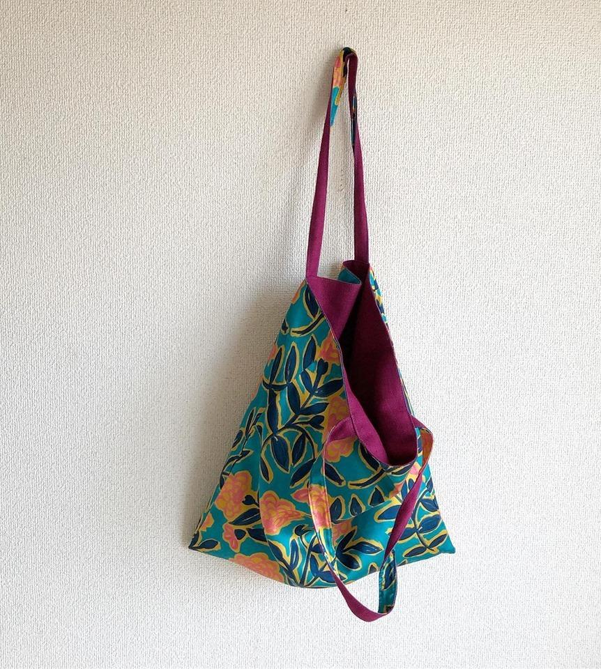 Silk satin flat bag_b0117564_23303011.jpg