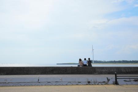 海を見に行って来ました_f0185066_14081126.jpg