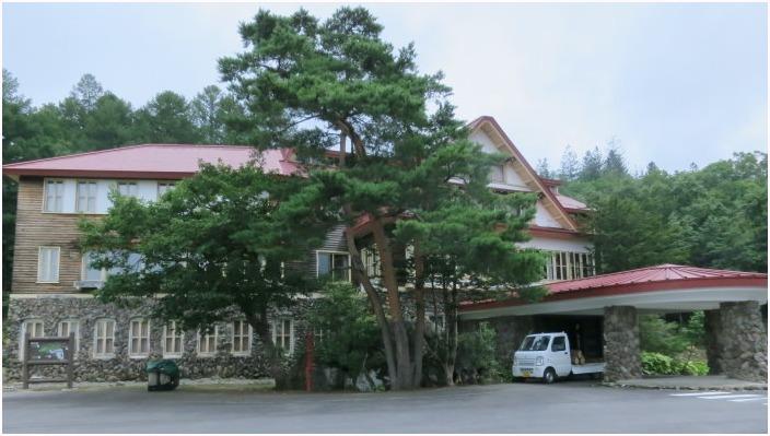 < 志賀高原歴史記念館 >_c0036080_17155264.jpg