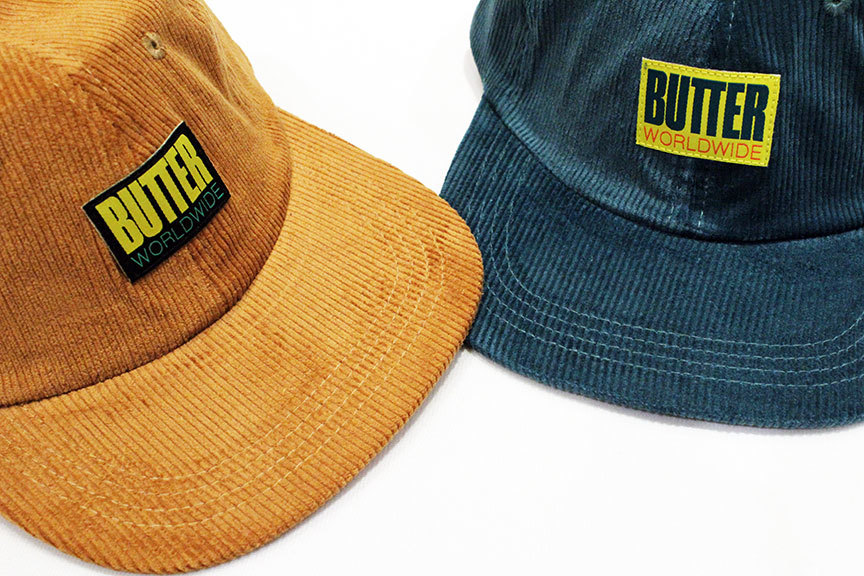 "BUTTER GOODS (バターグッズ) \"" THOMAS 6 PANEL CAP \""_b0122806_12433488.jpg"