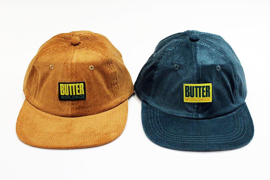 "BUTTER GOODS (バターグッズ) \"" THOMAS 6 PANEL CAP \""_b0122806_12433838.jpg"